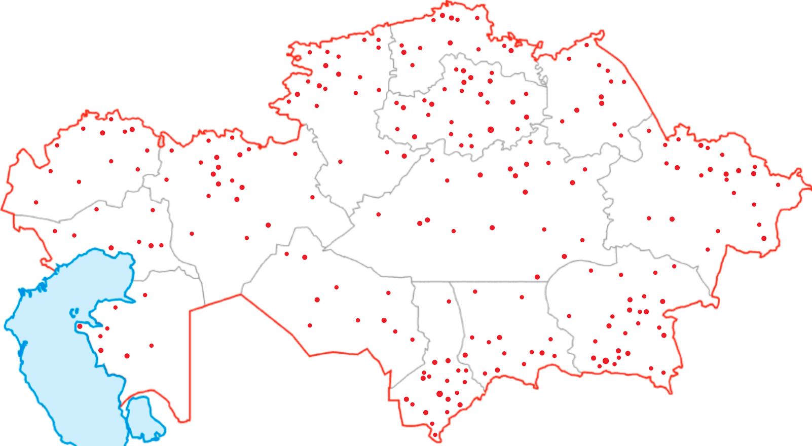 KZ-map